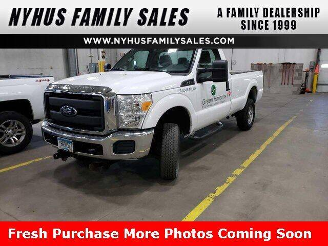 2016 Ford F-350 Super Duty for sale at Nyhus Family Sales in Perham MN