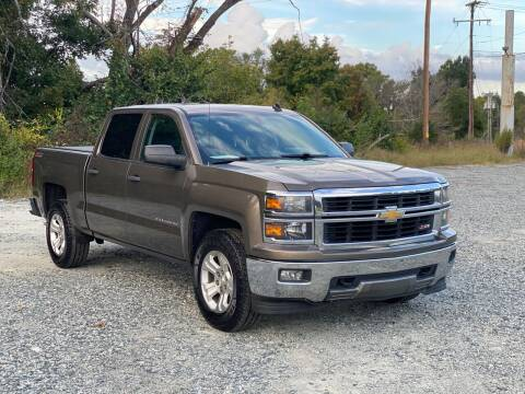 2014 Chevrolet Silverado 1500 for sale at Charlie's Used Cars in Thomasville NC