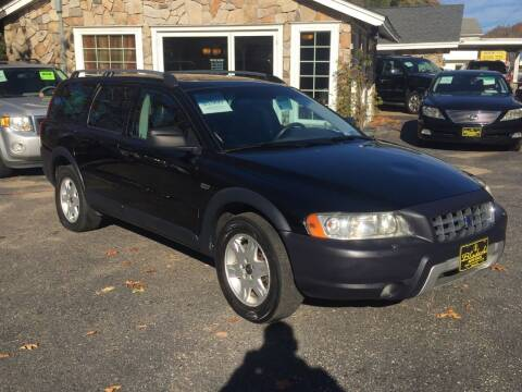 2006 Volvo XC70 for sale at Bladecki Auto in Belmont NH