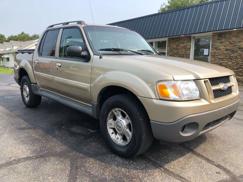 2003 Ford Explorer Sport Trac for sale at Approved Motors in Dillonvale OH