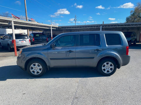 2013 Honda Pilot for sale at Lewis Used Cars in Elizabethton TN