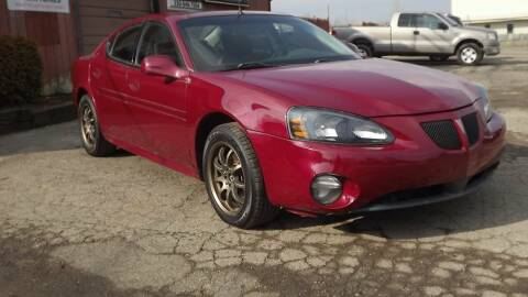 2004 Pontiac Grand Prix for sale at JEFF MILLENNIUM USED CARS in Canton OH