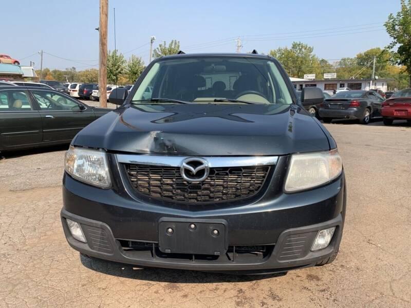 2008 Mazda Tribute for sale at ALVAREZ AUTO SALES in Des Moines IA