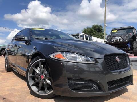2015 Jaguar XF for sale at Cars of Tampa in Tampa FL