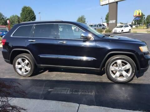 2011 Jeep Grand Cherokee for sale at Motors Inc in Mason MI