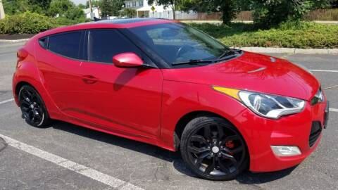 2015 Hyundai Veloster for sale at Ultimate Motors in Port Monmouth NJ