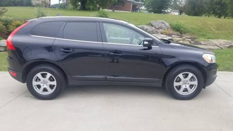 2011 Volvo XC60 for sale at HIGHWAY 12 MOTORSPORTS in Nashville TN