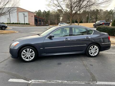 2008 Infiniti M45 for sale at A LOT OF USED CARS in Suwanee GA