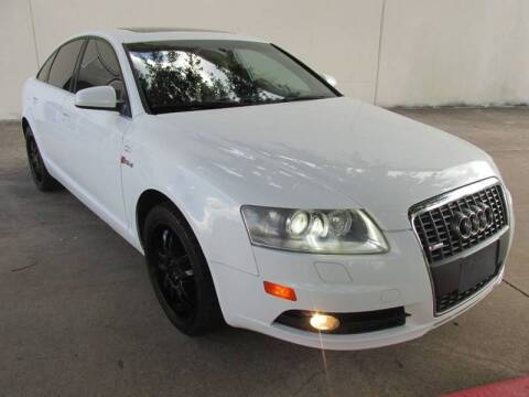 2008 Audi A6 for sale at QUALITY MOTORCARS in Richmond TX