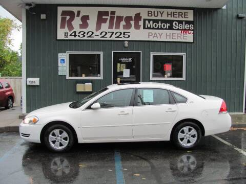 2008 Chevrolet Impala for sale at R's First Motor Sales Inc in Cambridge OH