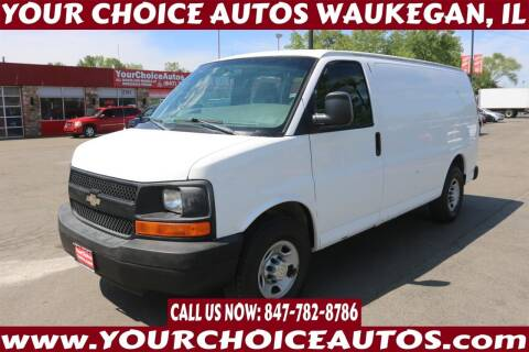 2007 Chevrolet Express Cargo for sale at Your Choice Autos - Waukegan in Waukegan IL