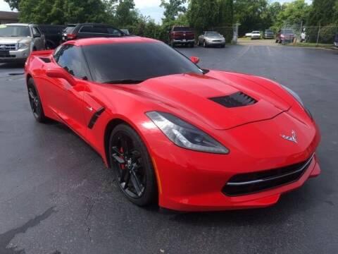 2014 Chevrolet Corvette for sale at Newcombs Auto Sales in Auburn Hills MI