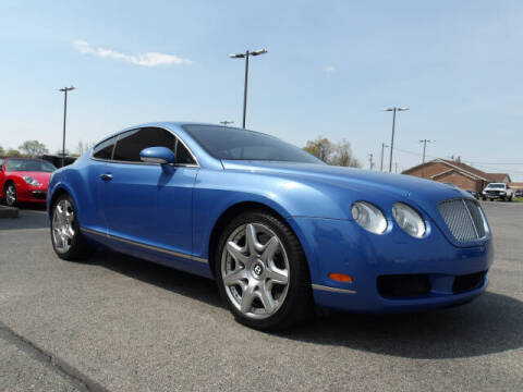 2006 Bentley Continental for sale at TAPP MOTORS INC in Owensboro KY