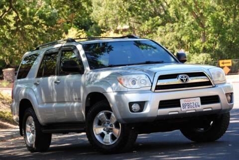 2006 Toyota 4Runner for sale at VSTAR in Walnut Creek CA