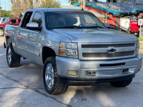 2010 Chevrolet Silverado 1500 for sale at AWESOME CARS LLC in Austin TX