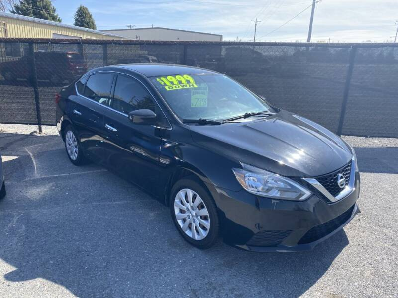 2016 Nissan Sentra for sale at G.K.A.C. Car Lot in Twin Falls ID