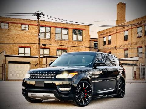 2014 Land Rover Range Rover Sport for sale at ARCH AUTO SALES in St. Louis MO