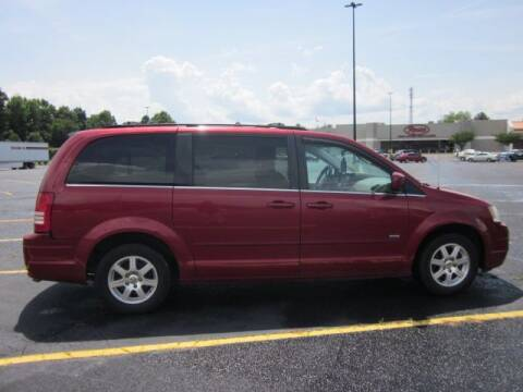 2008 Chrysler Town and Country for sale at Freedom Automotive Sales in Union SC