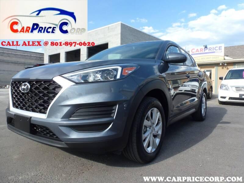 2019 Hyundai Tucson for sale at CarPrice Corp in Murray UT