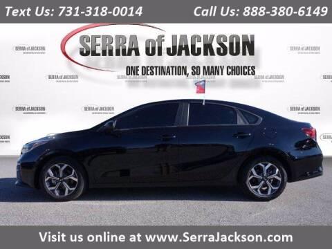 2021 Kia Forte for sale at Serra Of Jackson in Jackson TN