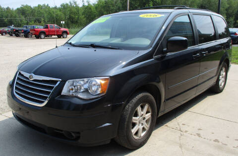 2008 Chrysler Town and Country for sale at LOT OF DEALS, LLC in Oconto Falls WI