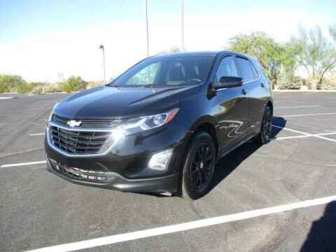 2019 Chevrolet Equinox for sale at Corporate Auto Wholesale in Phoenix AZ
