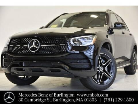 2021 Mercedes-Benz GLC for sale at Mercedes Benz of Burlington in Burlington MA