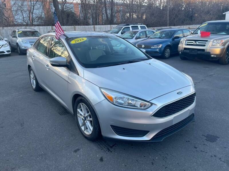 2016 Ford Focus for sale at Auto Revolution in Charlotte NC