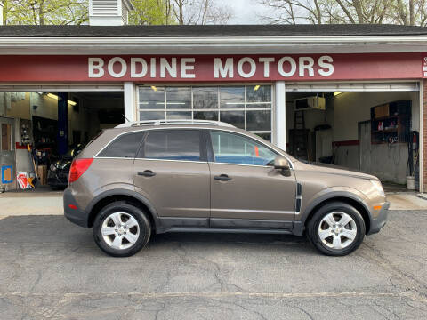 2014 Chevrolet Captiva Sport for sale at BODINE MOTORS in Waverly NY