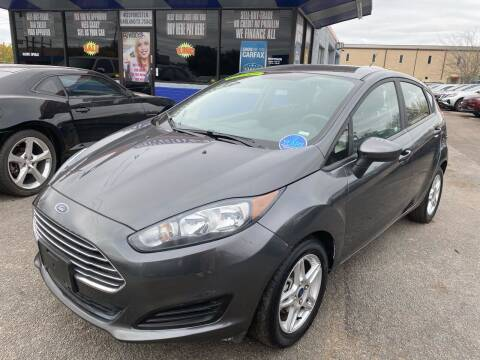 2019 Ford Fiesta for sale at Cow Boys Auto Sales LLC in Garland TX