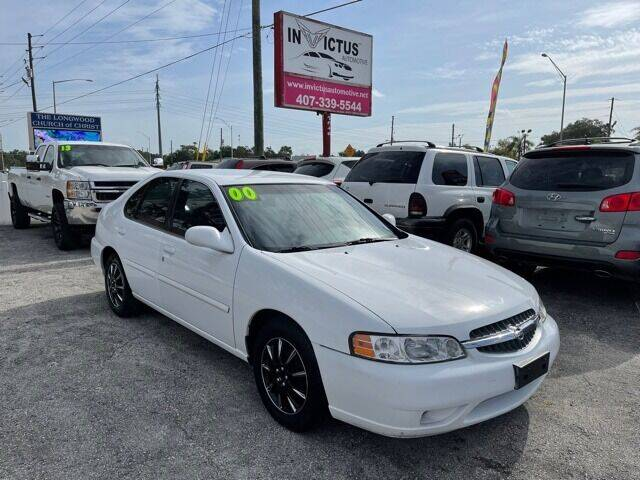 2000 Nissan Altima for sale at Invictus Automotive in Longwood FL