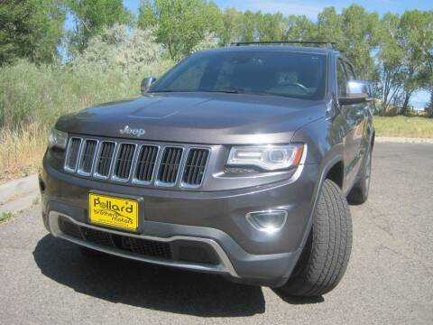 2014 Jeep Grand Cherokee for sale at Pollard Brothers Motors in Montrose CO