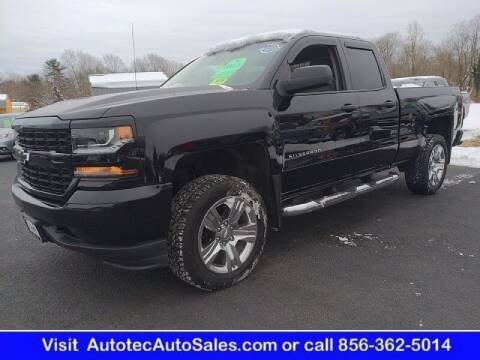 2018 Chevrolet Silverado 1500 for sale at Autotec Auto Sales in Vineland NJ