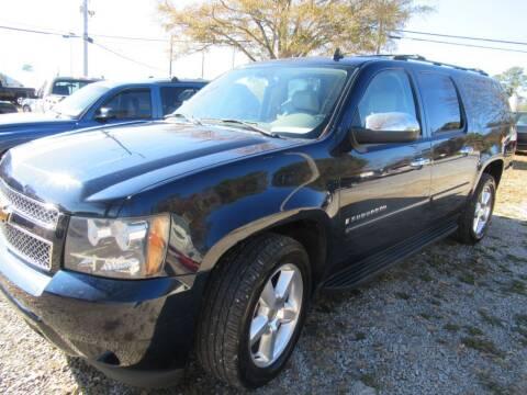 2007 Chevrolet Suburban for sale at Dallas Auto Mart in Dallas GA