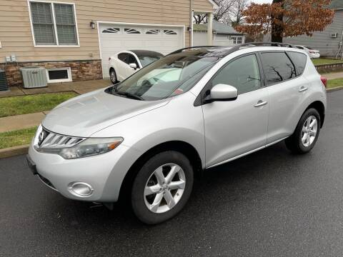 2010 Nissan Murano for sale at Jordan Auto Group in Paterson NJ