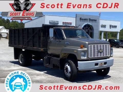 1990 Chevrolet C6500 for sale at SCOTT EVANS CHRYSLER DODGE in Carrollton GA