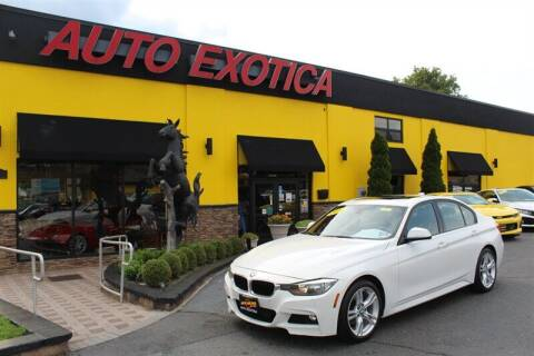 2014 BMW 3 Series for sale at Auto Exotica in Red Bank NJ