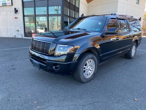 2012 Ford Expedition EL for sale at MAGIC AUTO SALES in Little Ferry NJ