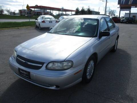 2002 Chevrolet Malibu for sale at King's Kars in Marion IA