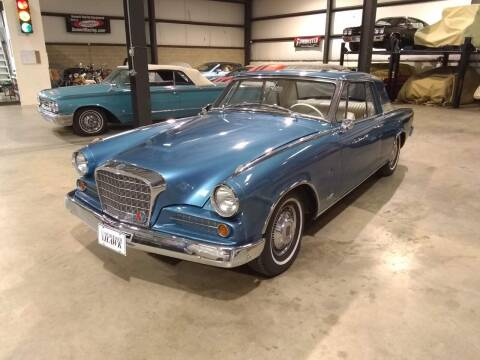1963 Studebaker Hawk for sale at CAR FINDERS OF MARYLAND LLC in Eldersburg MD