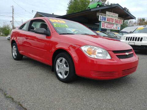 2006 Chevrolet Cobalt for sale at Low Auto Sales in Sedro Woolley WA