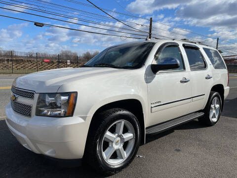 2012 Chevrolet Tahoe for sale at Vantage Auto Wholesale in Lodi NJ
