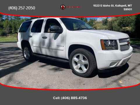 2007 Chevrolet Tahoe for sale at Auto Solutions in Kalispell MT