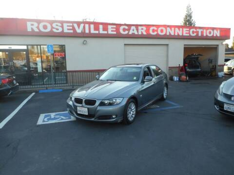 2009 BMW 3 Series for sale at ROSEVILLE CAR CONNECTION in Roseville CA