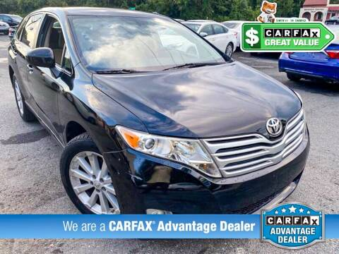 2010 Toyota Venza for sale at High Rated Auto Company in Abingdon MD
