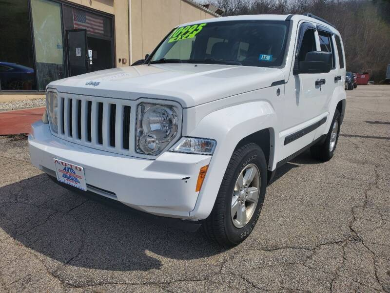 2012 Jeep Liberty for sale at Auto Wholesalers Of Hooksett in Hooksett NH