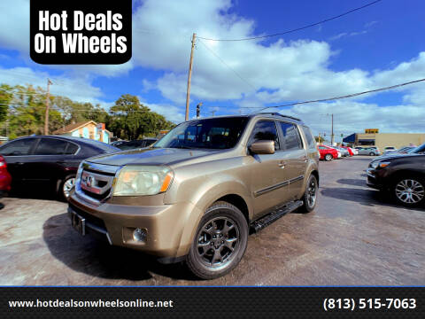 2009 Honda Pilot for sale at Hot Deals On Wheels in Tampa FL