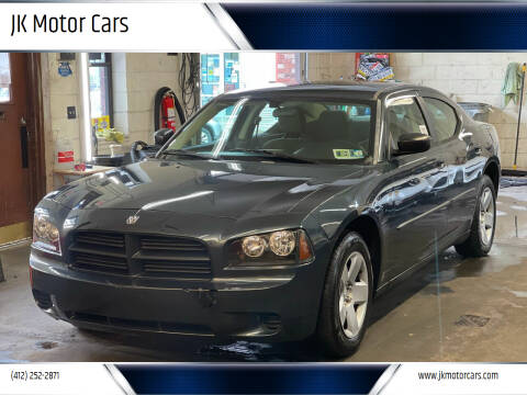 2008 Dodge Charger for sale at JK Motor Cars in Pittsburgh PA