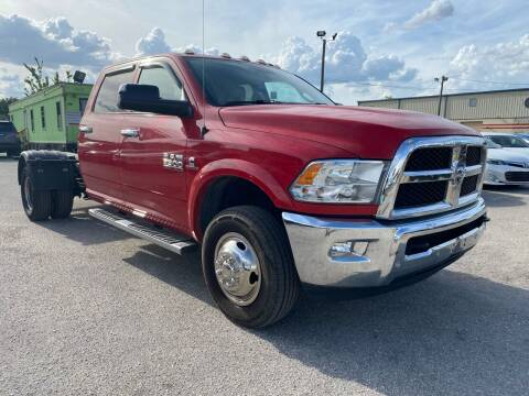 2017 RAM Ram Chassis 3500 for sale at Marvin Motors in Kissimmee FL