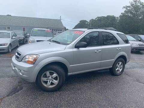 2009 Kia Sorento for sale at MBM Auto Sales and Service - Lot A in East Sandwich MA